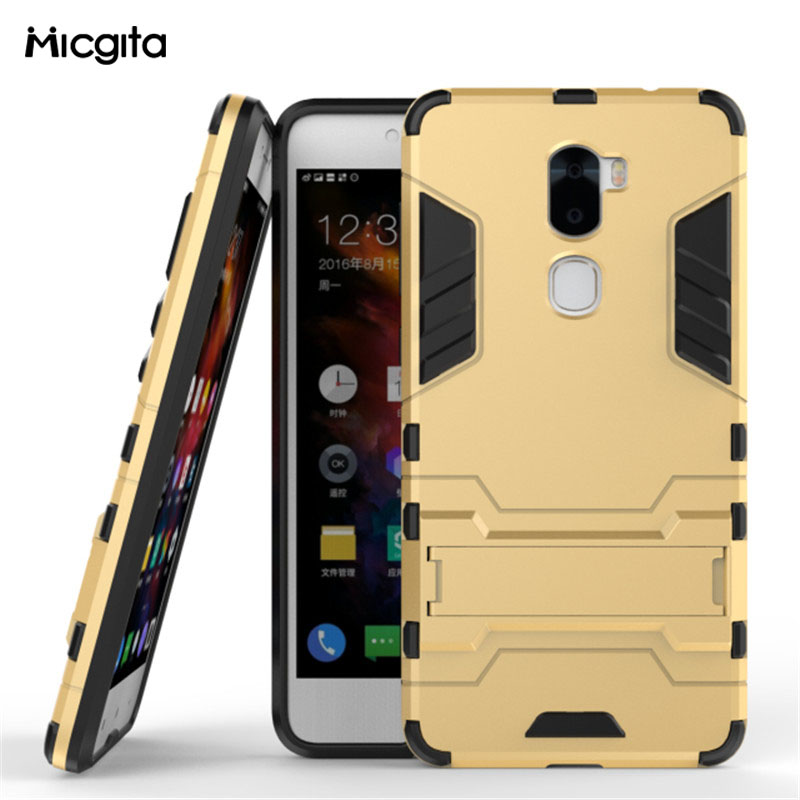 Micgita Case For LeTV LeEco Coolpad Cool 1 Dual Cover Changer 1C C107-9 Hybrid Shockproof Coolpad Cool1 C106 Case C103 R116 image