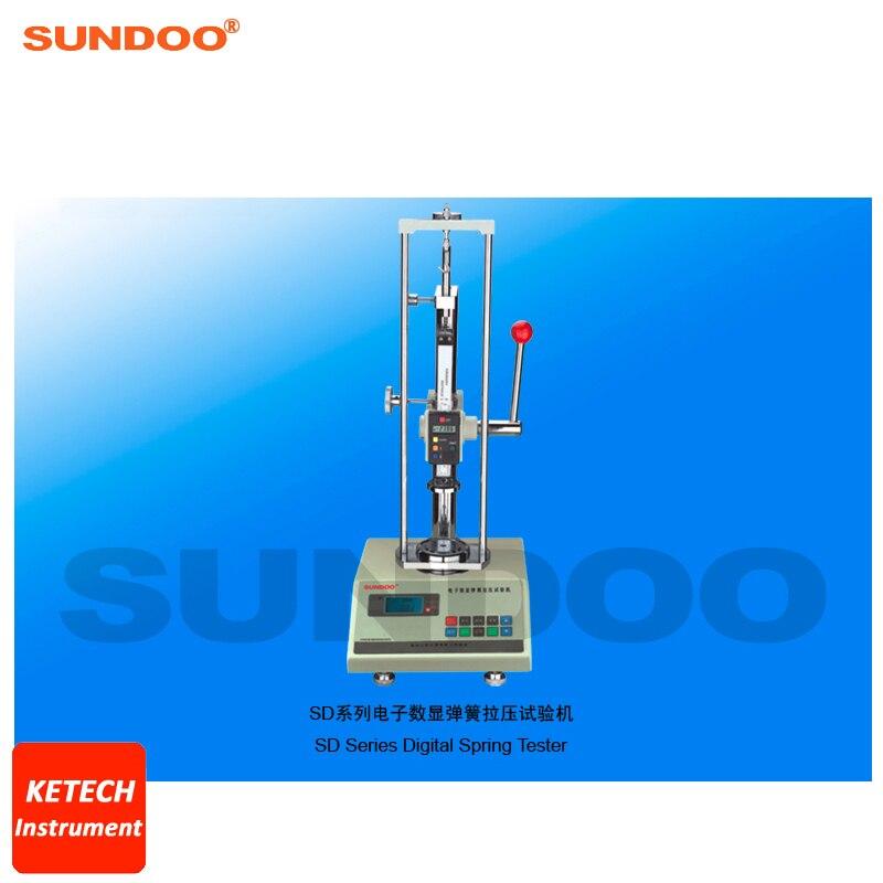 ZuverläSsig 100n Innerhalb Drucker Digital Frühling Push-pull Kraftmessgerät Tester Sundoo Sd-100