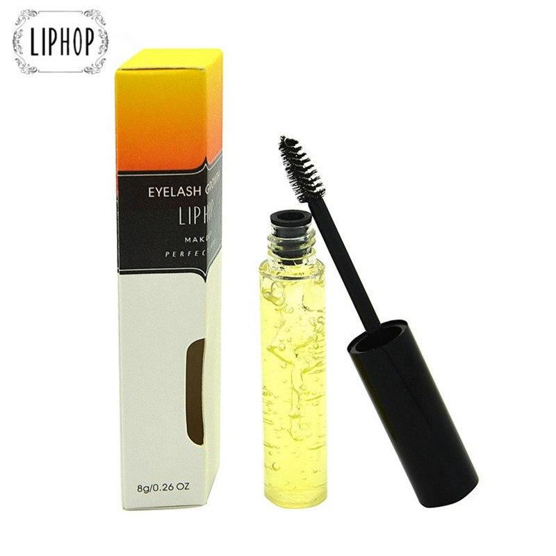 Mulheres Marca de Maquiagem Poderosos Tratamentos Crescimento Dos Cílios Líquido Soro Potenciador Chicote Do Olho Mais Grosso de 7-15 dias