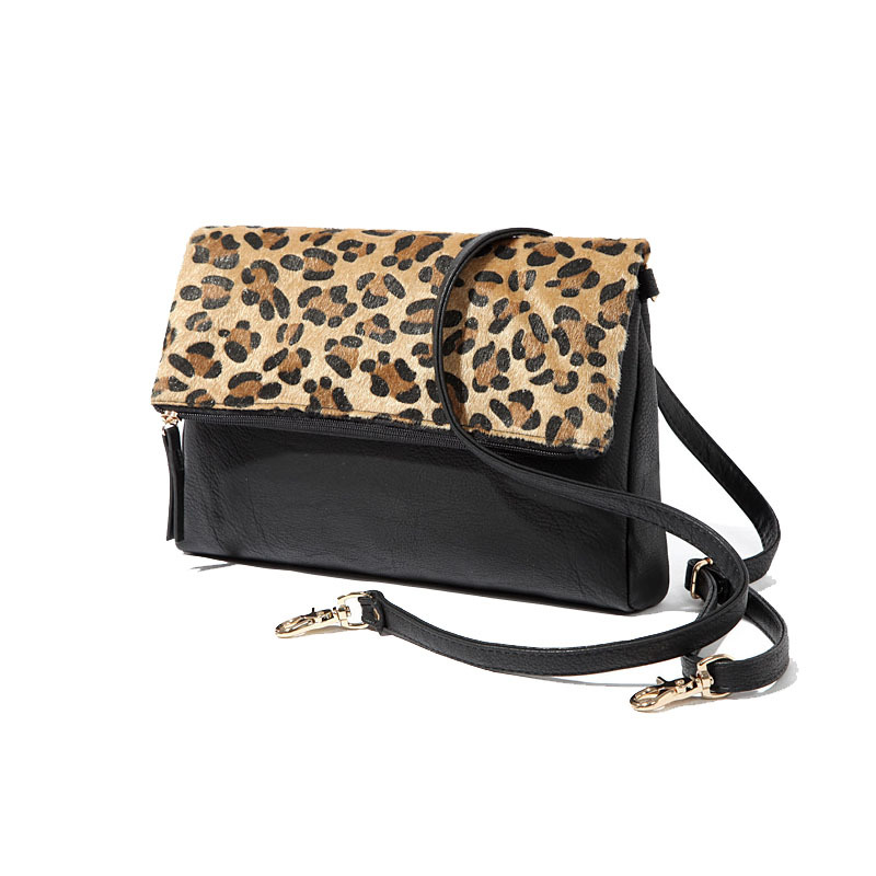 a698e5a0fdfc 2016 Ladies Shoulder Messenger Womens Bags Hot Fashion Leopard Print Handbag  Small Bag Ladies Purse Phone Package Bolsas Women-in Shoulder Bags from  Luggage ...