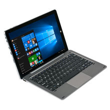 10.1″ Win10+Android Chuwi Touch Tablet + Keyboard w/ Touchpad 64GB Fast Charging Metal Body 2MP+5MP Dualcam 2560*1600