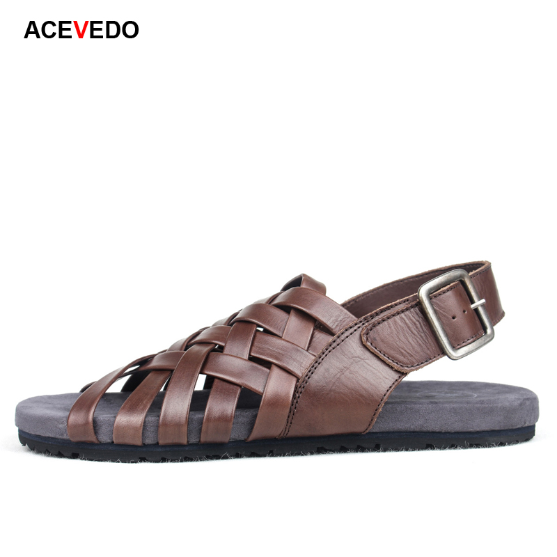 Saints base knitted male sandals the trend of casual sandals Men sandals leather sandals saints row gat out of hell цифровая версия