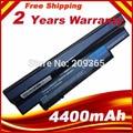Batería del ordenador portátil para acer emachines 350 em350 nav50 nav51 negro um09h51 um09h31 um09h36 um09h41 um09h56 um09h70 um09h71 um09h73