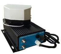 Portátil comercial 220 V un conjunto de generador de ozono FM-C600 ozono sterlizer agua 600 mg/hr