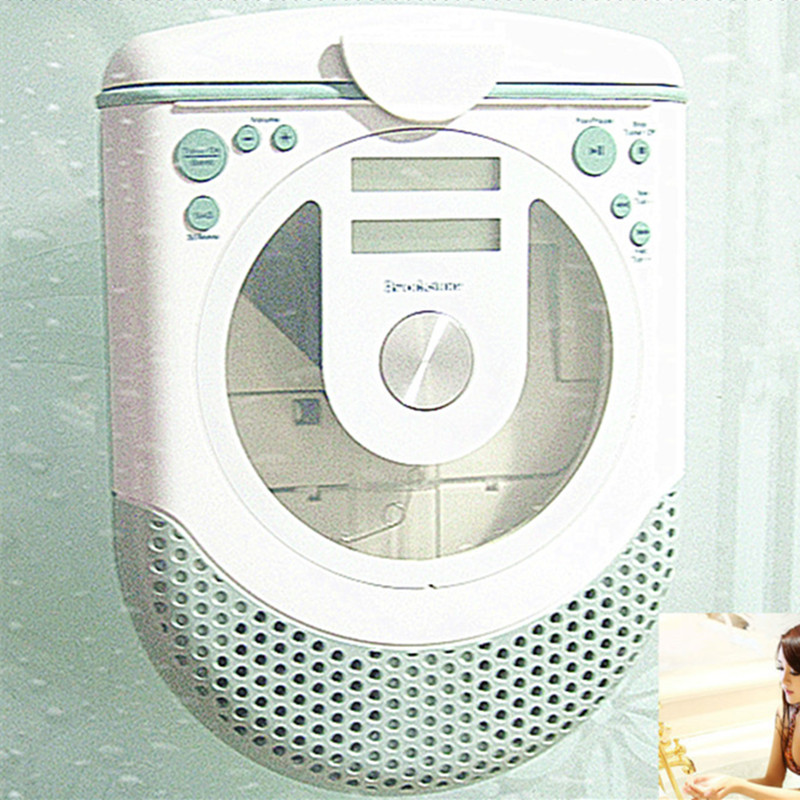 Bathroom Radio Cd Player. Usa Brand Waterproof Cd Player Cd Walkman Bathroom Radio Fever Supports Fm Am Radio Prenatal Machine In Cd Player From Consumer Electronics On