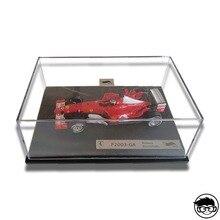 Hot Wheels Racing Ferrari F2003-GA Rubens Barrichello 1:43