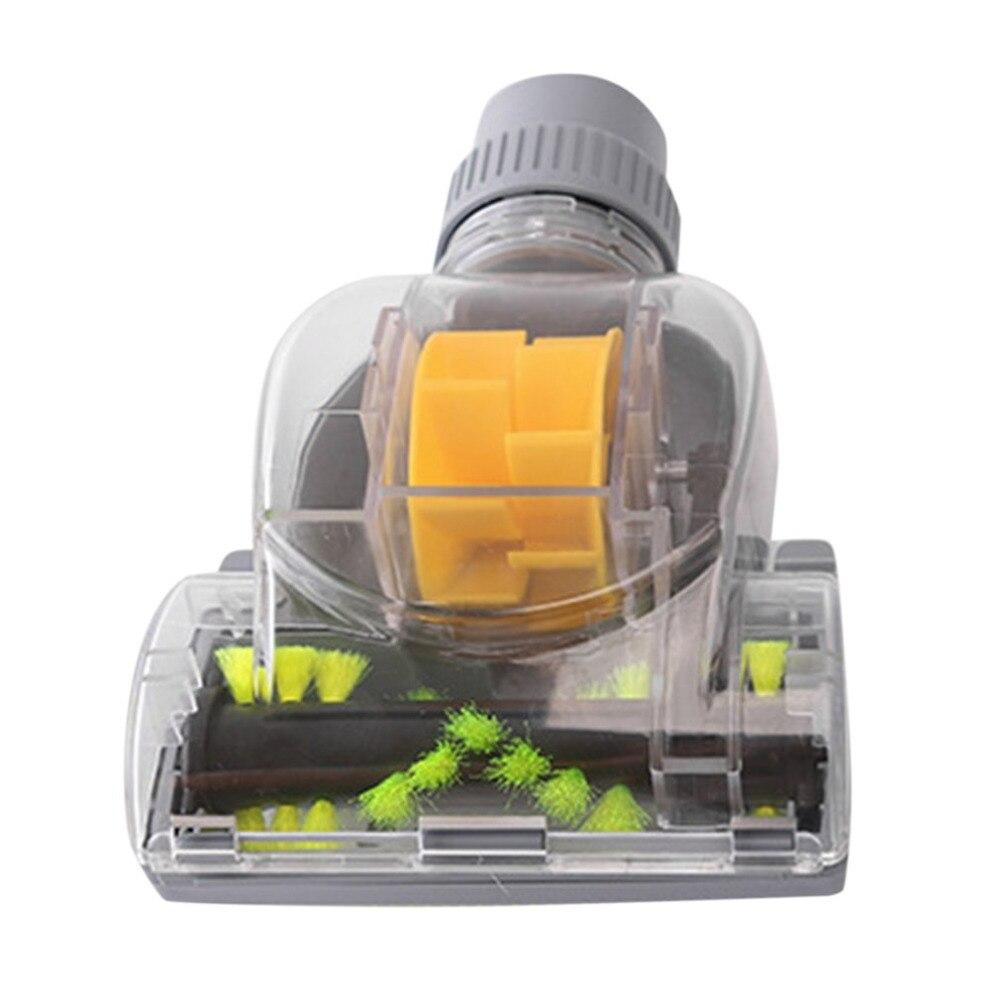 Neue Staubsauger Pinsel Haushalt 32MM Staubsauger Turbo Boden Zubehör Mini Turbo Boden Pinsel für Pet Haar Schmutz entfernung