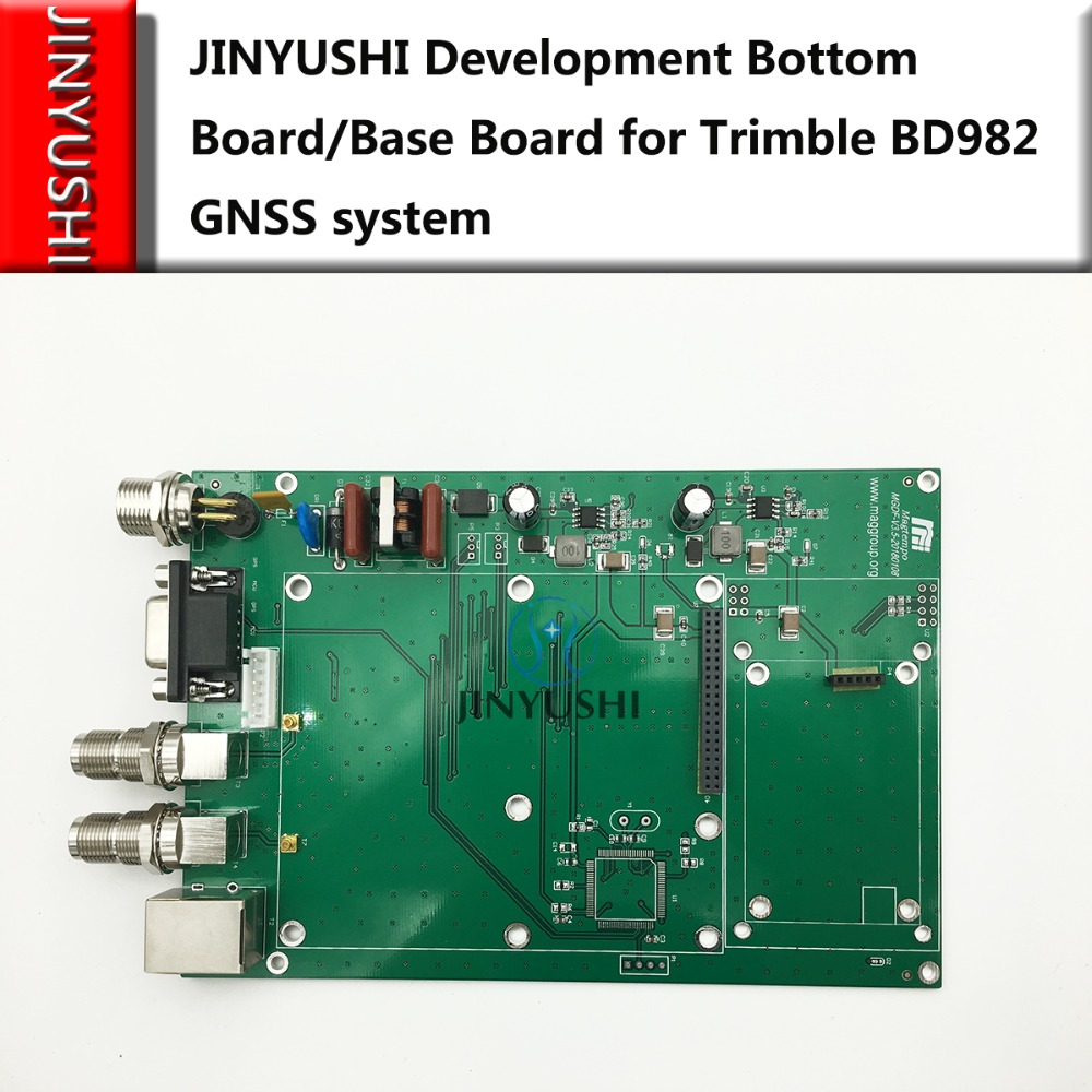 JINYUSHI Development Board/Bottom Board/Base Board/EVK/EVB Board/for Trimble BD982 GNSS Module  In The Stock