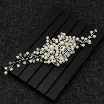 Women Hair Ornaments Decoration Wedding Hair Accessories For Bridal 1