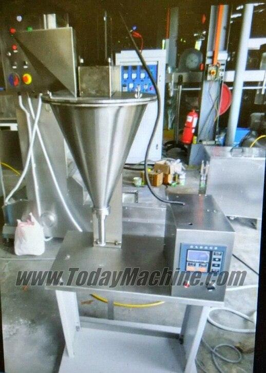 powder packing machine 100G,powder weigh filling machine,coffee weighing filler  цены