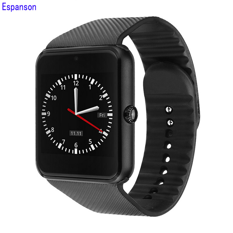 Espanson Smart Watch WristWatch Support WIFI Bluetooth 3G GPS SIM Camera Sport Pedometer Sleep Monitor Track Smartwatch For ISO smart baby watch q60s детские часы с gps голубые