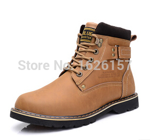 2ff9643ade Best Selling Men Riding Boots Ankle Shoes Men Motorcycle Boots 3 Colors  Botas Mujer Mens Outdoor Lace up Leather Shoes 39 44-in Ankle Boots from  Shoes on ...