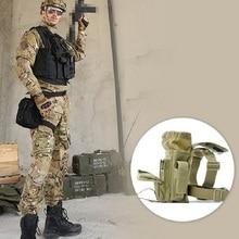 Multifonctionnel Militaire Taille Pack Armes et Tour Jambe Sac de Baisse Imperméable Utilitaire Cuisse Poche