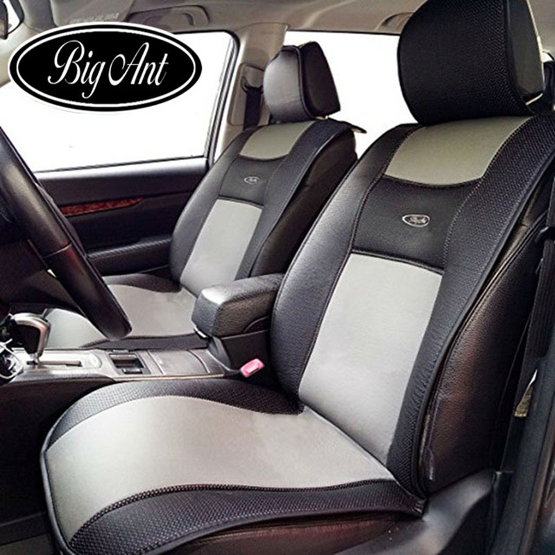 buy universal car seat covers automobiles cushion breathable pu leather best. Black Bedroom Furniture Sets. Home Design Ideas
