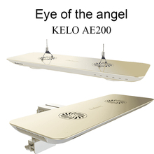 Kelo Keloray AE200 Marine Aquarium LED Lighting Full Spectrum Light Seawater Coral Reef LED Lamp Mobile WIFI APP Control
