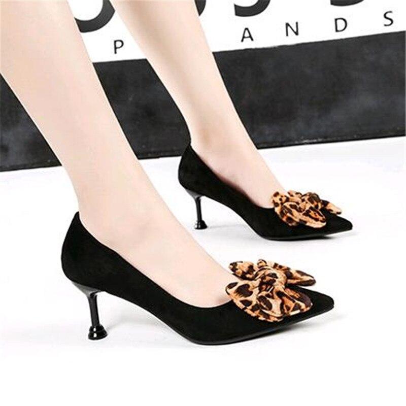 Beige 9 Talons Printemps Chaussures Pompes 2 3 Mariage Marque Femmes De Automne 1 À Arc Beige 2019 Hauts Noir Pointu Femme rqwPyzgr