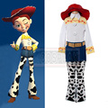 Jessie Deluxe Adult Cosplay Costume From Toy Story