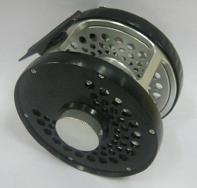 Aventik CNC Salmon Fly Reel 7 12 Carbon Disc Drag System Large Arbor Design Classic Fly