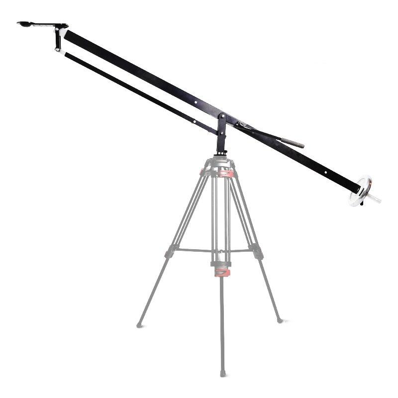 Miliboo MYB501 caméra Portable rétractable pour caméscope DV grue vidéo potence bras de roche en aluminium