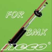 Necoกีฬาผาดโผนจักรยานตรงผู้ให้บริการอลูมิเนียมมีความแข็งแรงสูงfixers sun f lowerบี