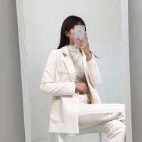 busines women Elegant Pants Suits Blazer Two Piece Set Jacket Pant Womens Business Suits Slim Fit Female Office Uniform