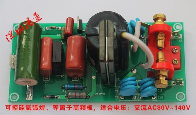 WS silicio controlado soldadura arco de argón LGK silicio rectificador Plasma cortador de alta frecuencia tablero.