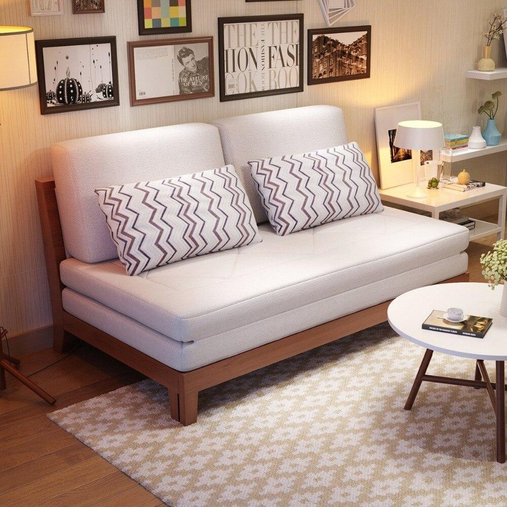 us $1043.95 5% off desain modern lantai sofa tempat tidur/ruang tamu  reclining sofa lipat/kayu solid furniture divano tempat tidur sofa ruang  tamu  -