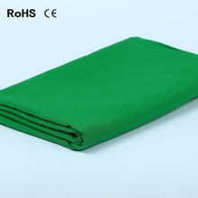 High quality 3M X 6M Cotton Chromakey Green screen Muslin background cloth backdrop For Photo lighting studio