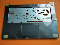 new for dell 14 5459 V5459 C cover touchpad with fingerprint hole 0FHN12