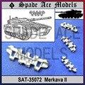 Ace Spade 1/35 35072 Trilha Do Metal Merkava II