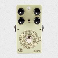 CKK Electronics Gears Vintage Compressor Guitar Effect Pedal