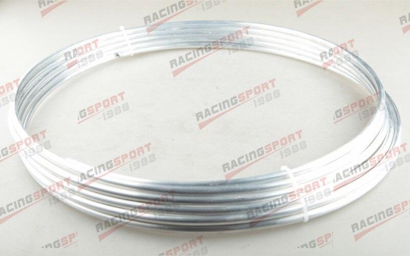 Ligne dure en aluminium 1/2