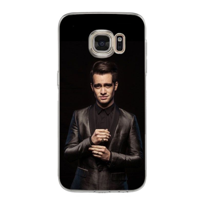 Yinuoda Brendon Urie Panic At The Disco Diy Luxury phone Case for samsung galaxy S9 plus