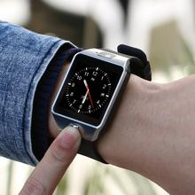 Smart watch Smartwatch DZ09 telefonu z systemem Android otrzymać telefon zwrotny od Relogio 2G GSM karty SIM TF kamera mężczyźni kobiety dziecko zegarek na rękę tanie tanio Passometer Stały Kalendarz Naciśnij wiadomość Odpowiedź połączeń Wiadomość przypomnienie Wybierania połączeń