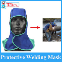 Welding Hat Fire Retardant Hoods Welding Cap Thin Breathable Mask Industrial Safety Anti Dust Cap For