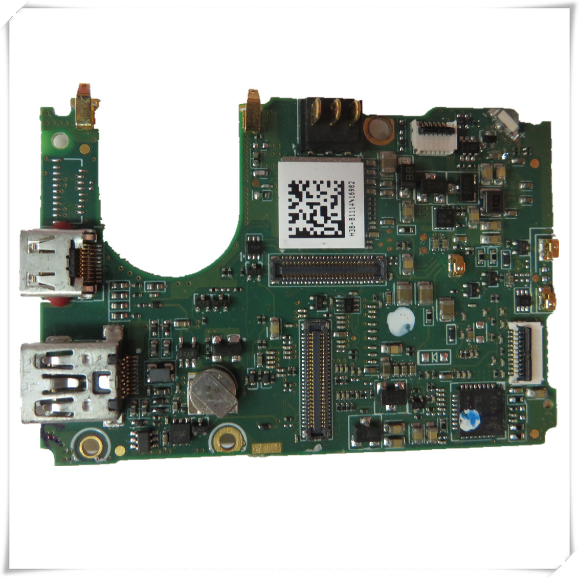 95%new Main Board Motherboard Pcb For Gopro Hero 3+ Black Edition Video new main circuit board motherboard pcb repair parts for sony dsc rx100m2 rx100ii rx100 2 digital camera