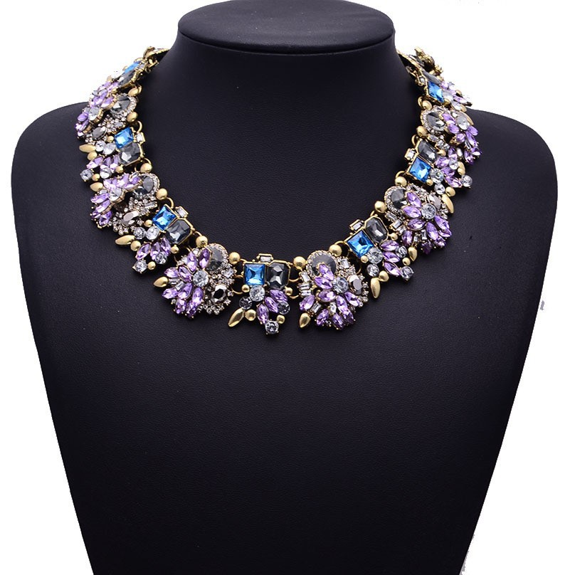 HTB1PCACaUvrK1RjSspcq6zzSXXau - Miwens Collar Za Necklaces Pendants Vintage Crystal Maxi Choker Statement Silver Color Collier Necklace Boho Women Jewelry
