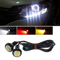 Eagle Eye Liplasting 10x 9W 23mm DRL Eagle Eye Car Fog Daytime Reverse Parking Signal LED