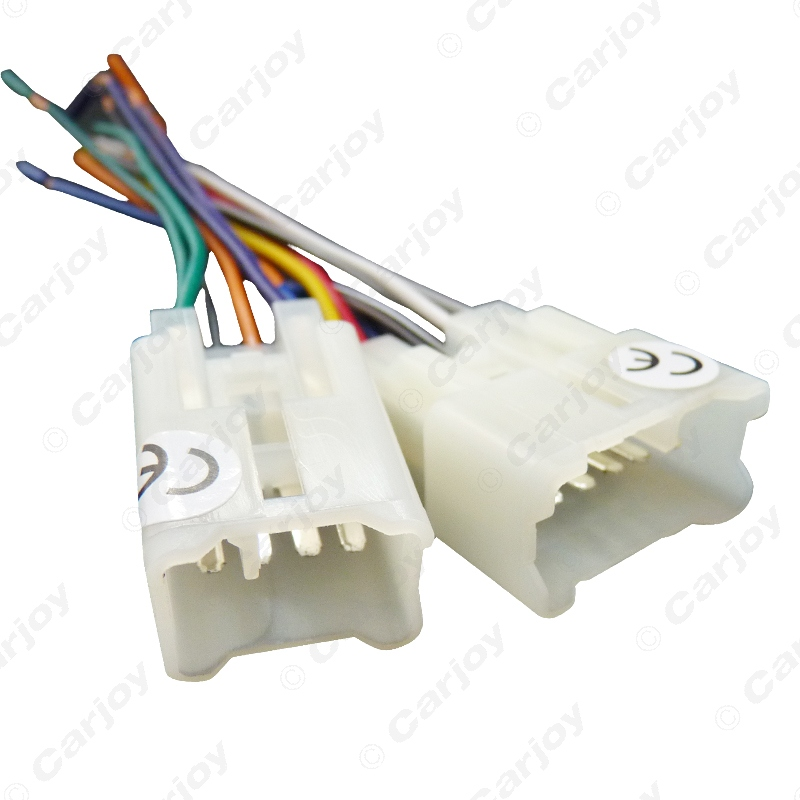 online get cheap toyota wiring harness aliexpress com alibaba group car oem audio stereo wiring harness adapter for toyota scion install aftermarket cd dvd stereo ca1794