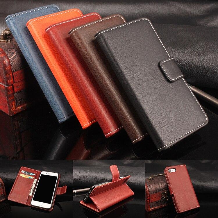 Роскошный чехол для iPhone 7 s 6 6 S Флип Телефонные Чехлы для iPhone 7 s 6 6 S плюс Бумажник кожаный чехол кожного покрова Shell