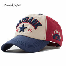 High Quality Five Star Baseball Caps Letters Cotton Golf Cap Brand Snapback for Men Women Casual Hats Outdoor Bone chapeu
