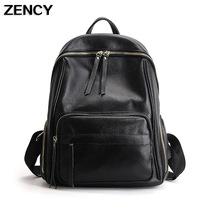 2017 Soft Natural Real Genuine Leather Women S Backpacks Ladies Backpack Top Layer Cowhide Girl S