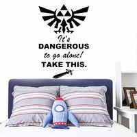 2019 Новый опасный настенный стикер домашний Декор Гостиная Фреска спальня Съемный Фон Настенная Наклейка s muaux