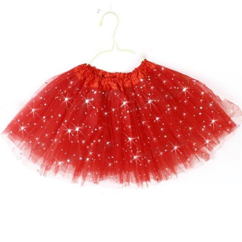 Girls-Kids-Tutu-Skirt-Princess-Party-Ballet-Dance-Wear-Pettiskirt-Costume-3