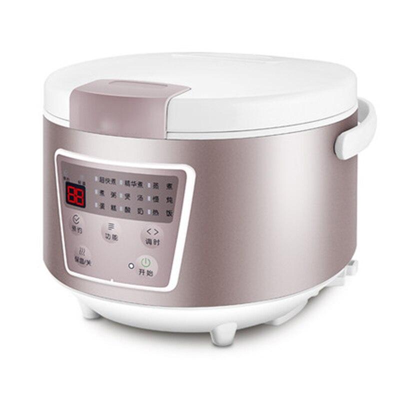 Мини рисоварка дома 24 h резервирования 3l емкость торт назначение по расписанию йогурт приготовления