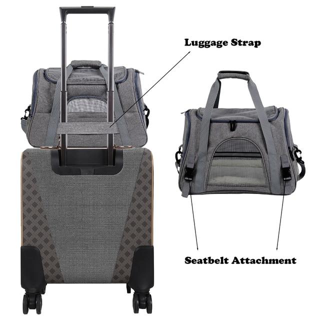 Portable Small Dog Travel Bag