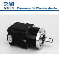 Gear stepper motor planetary gearbox ratio 3:1 nema 17 stepper motor L=34mm cnc robot pump