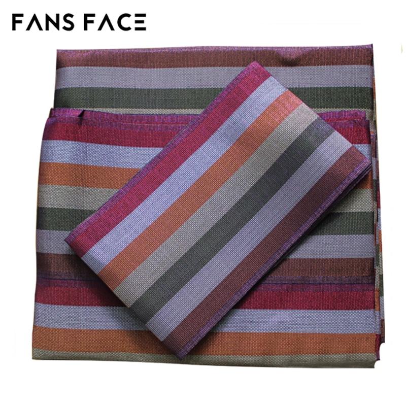Free Shipping 2015 Hot Sale 3pcs Bag Already Sewing High Quality Nigeria Aso Oke Head Tie