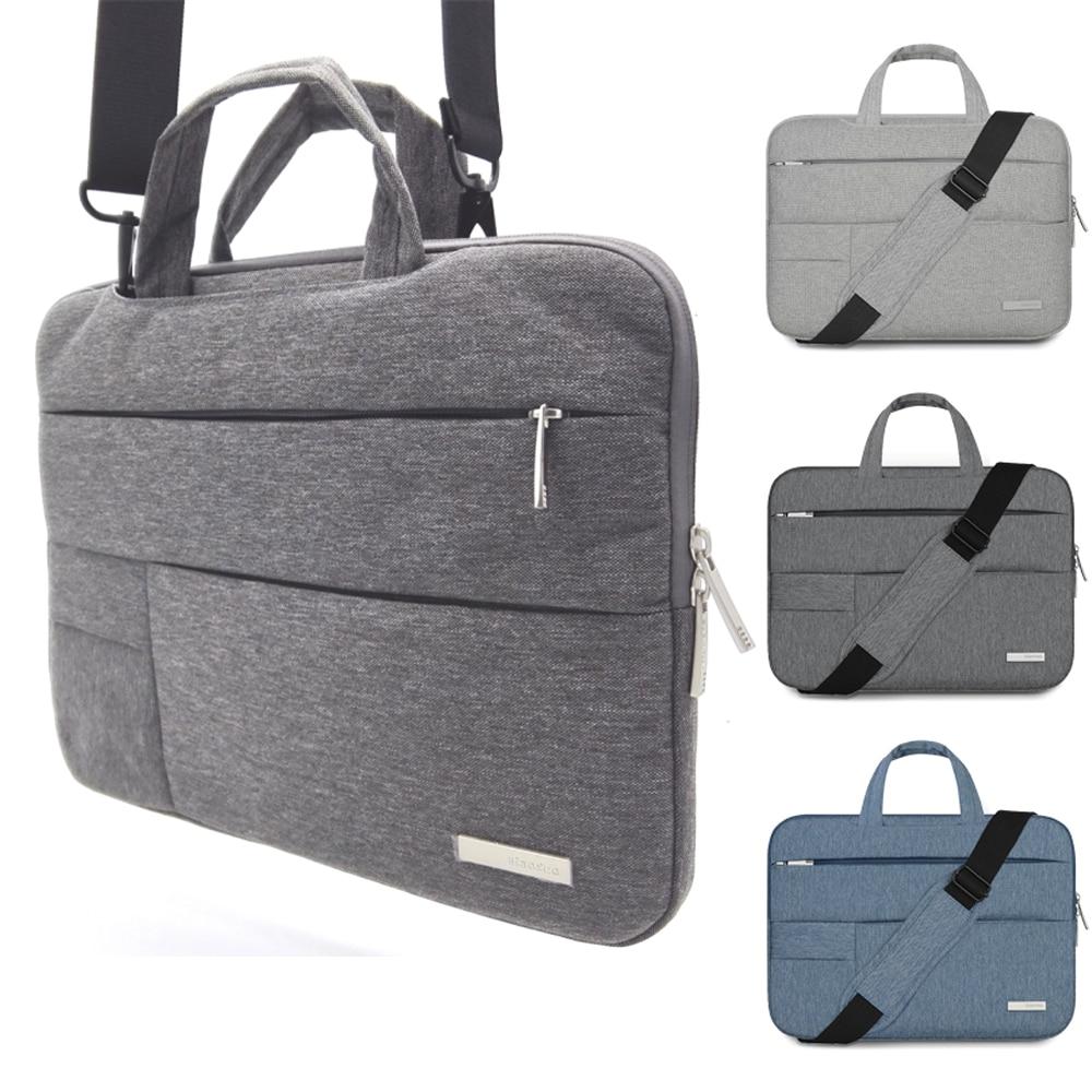 Laptop bag for Macbook Pro Air Dell Asus Lenovo HP Acer Handbag Computer 11 13 13.3 14 15.6 Notebook Sleeve Case Men Women