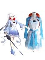 RWBY Weiss Schnee cosplay Costume Custom Made